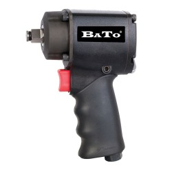 "BATO Luftslagnøgle 1/2"" mini 1302Nm kort 109mm 75034"