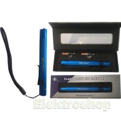 Bato Penlampe med clip 3W CREE LED 110 Lumen - BATO 65002