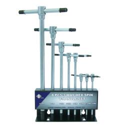 Bato T-Greb stiftnøglesæt metal 2,0-10,0MM 3212