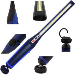 Arbejdslampe 360gr Magnetfod. 0-600Lumen - BATO 6536