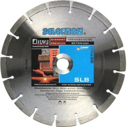 Diamantskive 400mm til Beton - Selection 160652