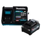 Makita batteripakke 1 stk. BL4040 + lader DC40RA 191J65-4