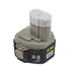 Maktia batteri 12V 2,5Ah 1234 ni-mh 193100-4