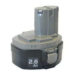 Maktia batteri 14,4V 2,5Ah 1434 ni-mh 193101-2