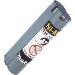 Maktia batteri 7,2V 2,6Ah 7034 ni-mh 193888-6