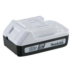Maktia batteri 18V 1,5Ah bl1815g 198186-3