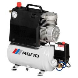 Kompressor enfaset oliefri 100/5 12/24 V - Reno 4016