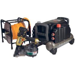 Hikoki kompressorsæt højtryk EC1433/NV90HMC m/slangetromle 30m 58000500