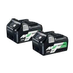 Hikoki / Hitachi batteri BSL36A18 MULTIVOLT 2X36V 2,5AH - 18V 5,0AH 68020907