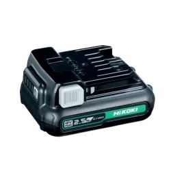 Hikoki batteri 12v 2,5ah BSL1225M 68020909