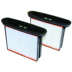 """Filtersæt """"H13"""" HEPA til ARD1625, BSS406 - Starmix MY-86501"""