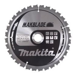 Makita savklinge 260X30X40Z - B-32770
