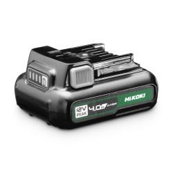 Hikoki batteri 12v 4,0ah BSL1240M 68020910