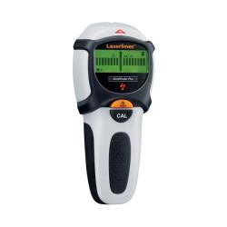 Multifinder plus til træ, metal, kobber, jern og spændingsførende ledninger - Laserliner 49-080965