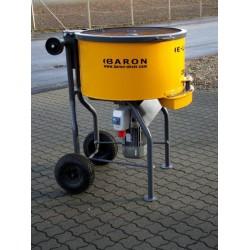 Tvangsblander 200 liter 3X400V 2,2kw - Baron E200
