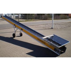 Transportbånd 6,0 mtr m/control unit - BARON CCU6000-230