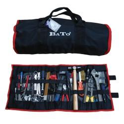 Værktøjssæt kombi 64 dele - Bato 99880