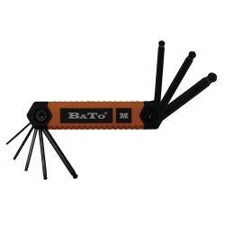 Bato Stiftnøglesæt Knivmodel 1,5 - 8 mm - Bato B-HK3131