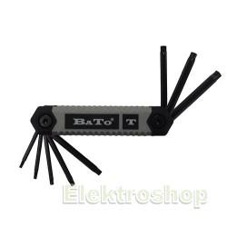 Bato Stiftnøglesæt Knivmodel -Torx - Bato B-HK3137