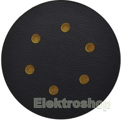 """Bato Glat skive 6""""/150 mm for 7552, 7553, 7554, 7555 - Bato 7554-9G"""