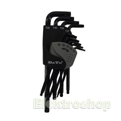 Bato Stiftnøglesæt Lang Torx - Bato B-HK3147