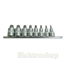 "Bato Stifttopsæt 1/2"" XZN M5-18 - 1152"