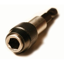 Bato Bitsholder Quicklock 60 mmL - BaTo 4825 - 10 stk. pakning