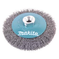 Makita stålbørste 115mm D-39849