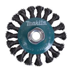 Makita stålbørste 100mm D-39861