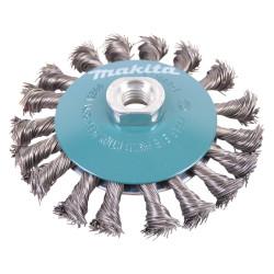 Makita stålbørste 115mm D-39883