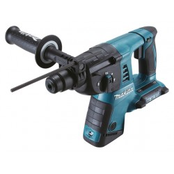 MAKITA BORE-/MEJSELHAMMER DHR263Z SDS-PLUS 2X18V TOOL ONLY