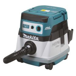 Makita støvsuger 2x18v li-ion DVC863LZ