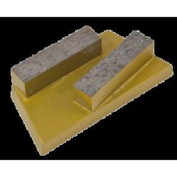 Eibenstock betongulvsliber EBS235 segmentsæt til gammel beton 160627 / 37122000