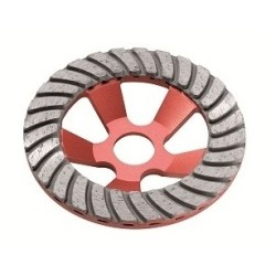 Flex Turbo-Jet Diamant Slibekop 125 x 28 x 23,5 mm - 349.623