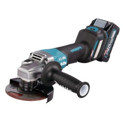 Makita vinkelsliber 125mm 40v m. 2x4,0ah batterier GA029GM201