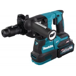 Makita bore-/mejselhammer sds+ 40v m. 2x4,0ah batterier HR002GM202