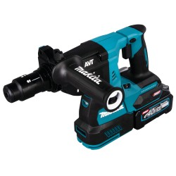 Makita bore-/mejselhammer sds+ 40v m. 2x4,0ah batterier HR004GM201