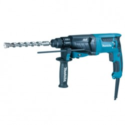 Bore-/mejselhammer SDS-plus 800W - Makita HR2631FJ
