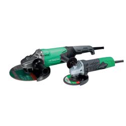 Vinkelsliberpakke KG23SW2 2200W / G13SN(S) 840W - Hitachi 60000516