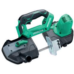 Hikoki båndsav CB18DBL 18v tool only 68011050