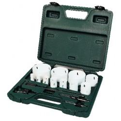 Hulsavsæt m/18 dele til industri / ventilation - Hitachi 60311001