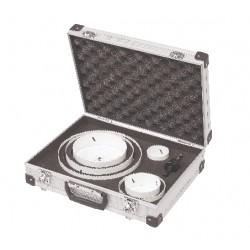 Hulsavsæt m/9 dele til ventilation - Hitachi 60311006