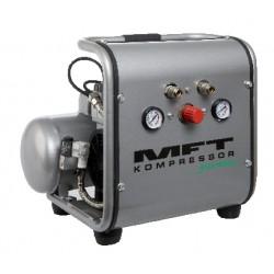 Kompressor 1,0 Hk m. 10liter tank - MFT 750/OF