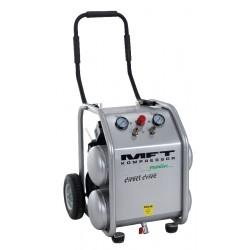 Kompressor 2,0 Hk m. 2x10liter tanke - MFT 2020/OF