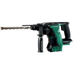 Kombihammer / Borehammer SDS-plus 18V kulfri - Hitachi DH18DBL Tool only i stabelkuffert