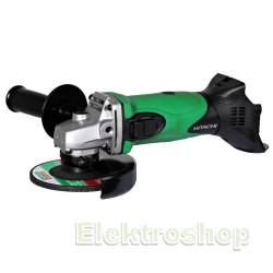 Vinkelsliber 115 mm 18V Akku tool only - Hitachi G18DSL