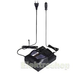 Hikoki batterilader UC18YML2 ac/dc kombilader (12v/230v) 68030552