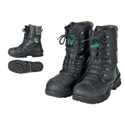 Sikkerhedsstøvler str. 48 i læder - Hitachi 66714048