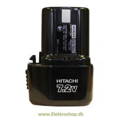 Batteri 7,2V/1,5AH - Hitachi BCC715