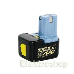 Batteri 12V/3,3Ah - Hitachi EB1233X